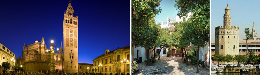 montaje Sevilla